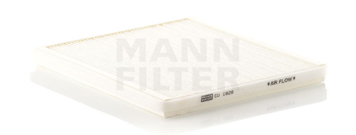 Фильтр салонный MANN FILTER CU1828
