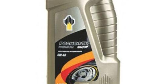 Масло моторное Роснефть Premium 5w40 1л.