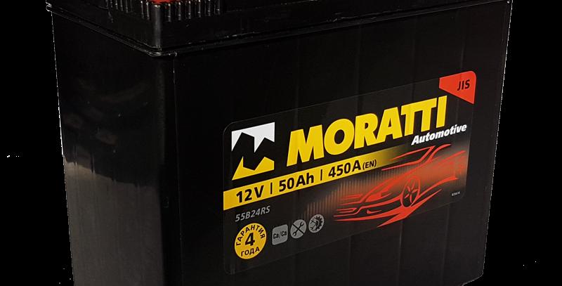 50 о.п. Moratti Asia B24 450А