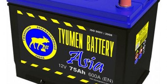 75 о.п. Tyumen Battery ASIA АПЗ 6СТ