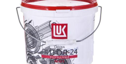 Литол-24 Лукойл 4кг