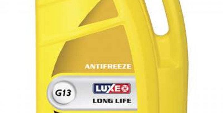 Антифриз LUXE G13 желтый 5л