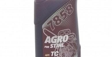 Масло моторное MANNOL 2Т AGRO for Stihl  1л.