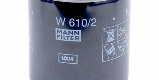 W610/2 MANN-FILTER Масляный фильтр