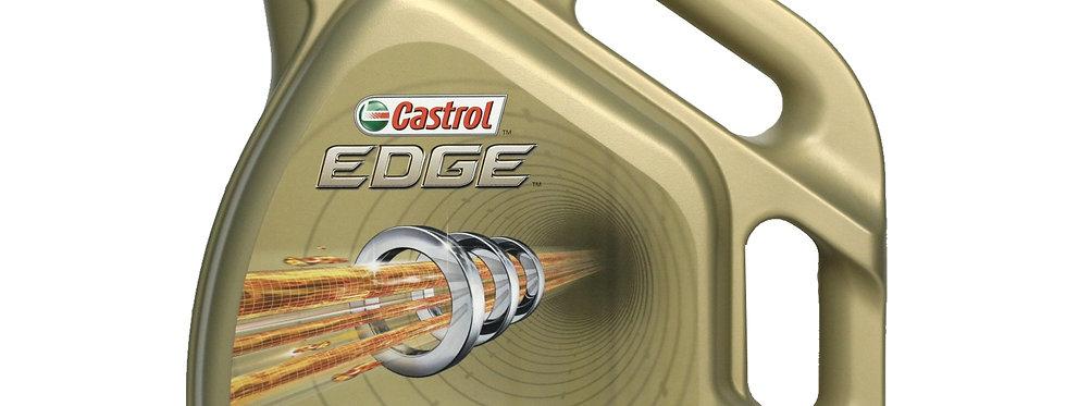 Моторное масло CASTROL EDGE 0w30 4л