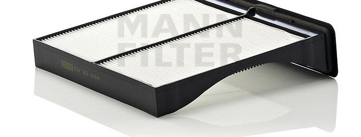 Фильтр салонный MANN FILTER CU22004