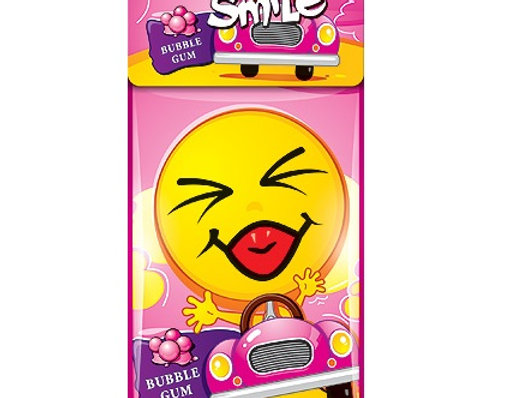 Ароматизатор Areon Smile Bubble Gum