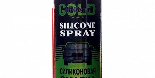 Смазка cиликоновая водоотталкивающая HI-GEAR 5501 284г