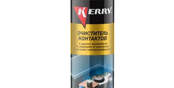 Очиститель контактов Kerry 335 мл