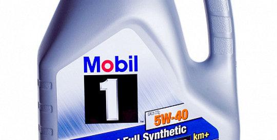 Моторное масло MOBIL 1 FS X1 5w40 4л