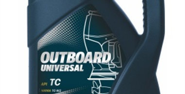 Масло моторное Mannol Outboard universal 2T 4л.