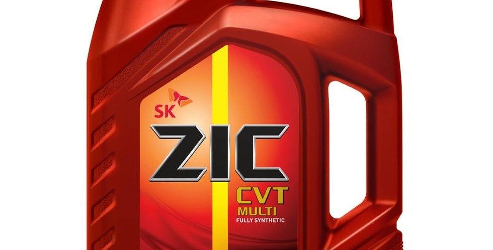 Трансмиссионное масло ZIC CVT Multi 4л.