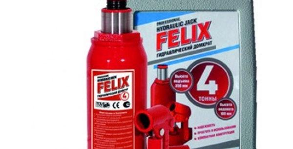 Гидравлический домкрат Felix 4т