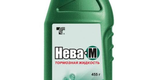 Тормозная жидкость Тосол-Синтез Нева М Дот 3 455г.