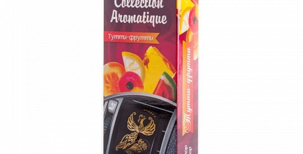 Ароматизатор Collection Aromatique автопарфюм Тутти-Фрутти