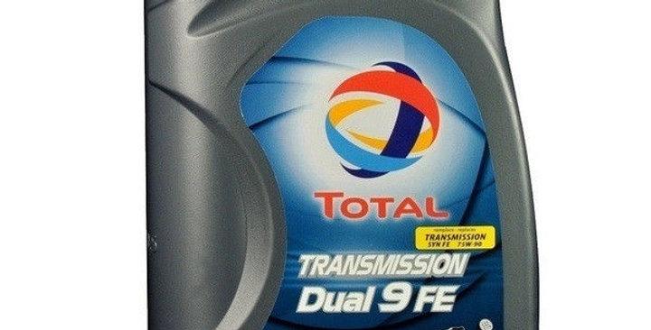 Масло трансмиссионное  TOTAL TRANSMISSION DUAL 9 FE 75W90 1л