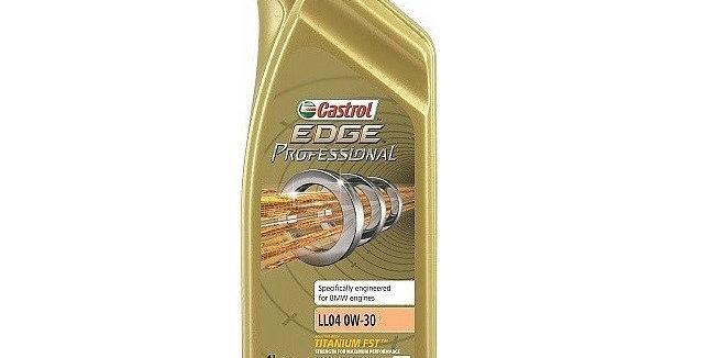 Моторное масло CASTROL EDGE Professional BMW LL04 0w30 1л