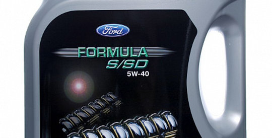 Моторное масло FORD Formula S 5w40 5л