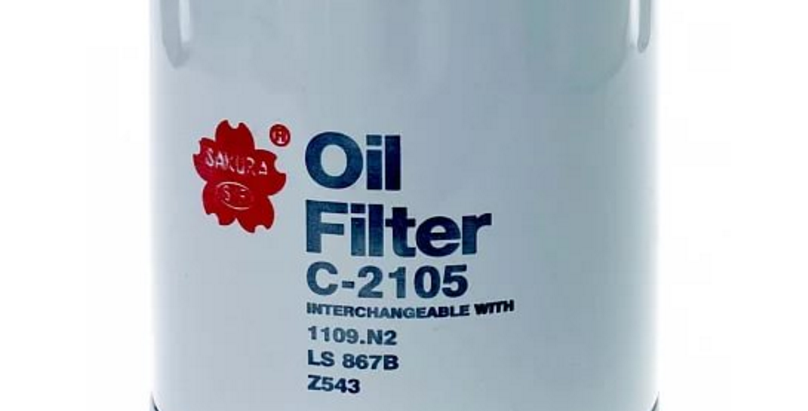 C2105 SAKURA Масляный фильтр