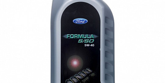 Моторное масло FORD Formula S 5w40 1л