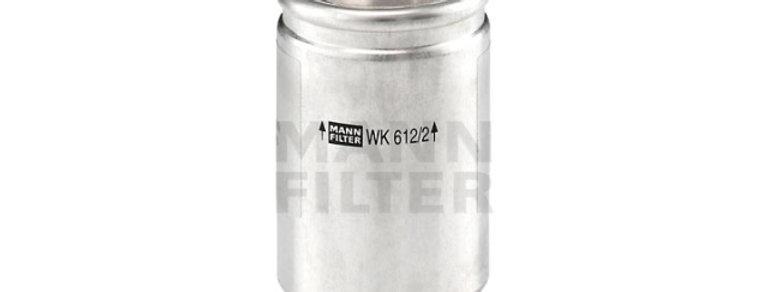 Фильтр топливный MANN FILTER WK 612/2