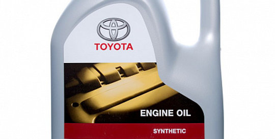 Моторное масло TOYOTA Motor Oil 5w40 5л