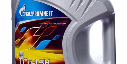Масло осевого редуктора GAZPROMNEFT ТСП-15к 4л