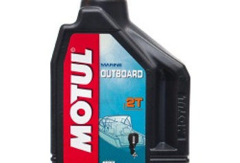 Масло моторное Motul Outboard  2T 2л.