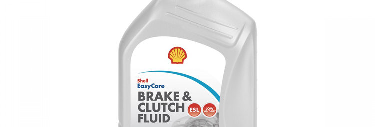 Тормозная жидкость Shell Brake and Clutch Fluid DOT4 0.5 л