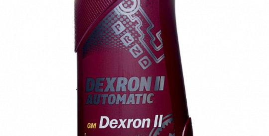 Масло автоматической коробки передач MANNOL ATF Dexron II 1л