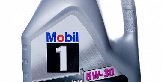 Моторное масло MOBIL 1 X1 5w30 4л