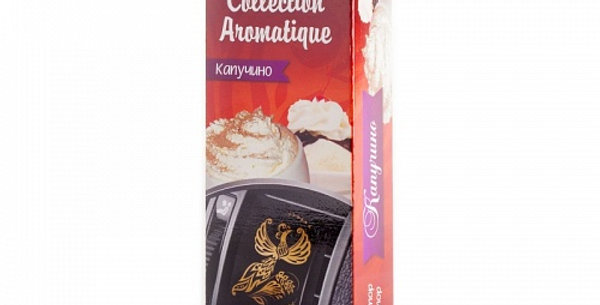 Ароматизатор Collection Aromatique автопарфюм Капучино