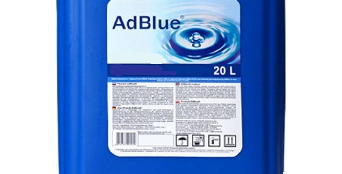 Мочевина AdBlue 20л