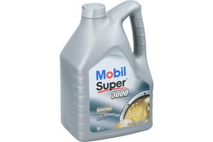 Моторное масло MOBIL Super 3000 X1  5w40 4л
