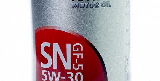Моторное масло TOYOTA Motor Oil 5w30 1л
