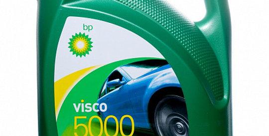 Моторное масло BP Visco 5000 5w40 4л