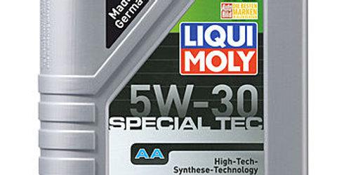 Моторное масло Liqui MolY Special Tec АА 5w30 1л.