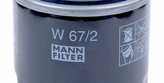 W67/2 MANN-FILTER Масляный фильтр