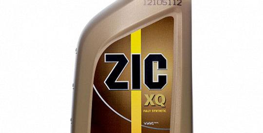 Моторное масло ZIC XQ 0w40 1л