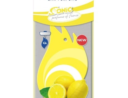 Ароматизатор Dr.Marcus Sonic fresh lemon