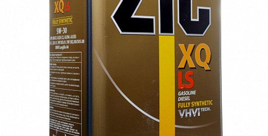 Моторное масло ZIC XQ LS 5w30 4л