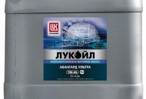 Масло моторное Лукойл Авангард Ультра 5w40 18л.