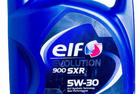 Моторное масло ELF Evolution SXR 5w30 4л