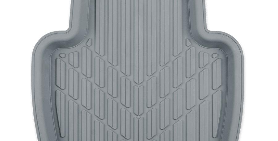 Коврики автомобильные AUTOPROFI универсальные ванночки для заднего ряда 45*46 те