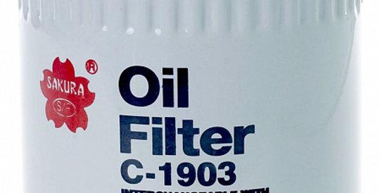 C1903 SAKURA Масляный фильтр