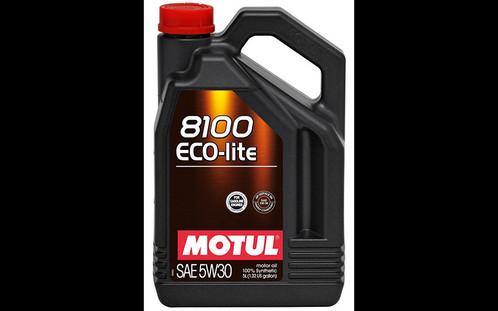 Моторное масло Motul 8100 Eco-lite 5W30 5л - фото 3