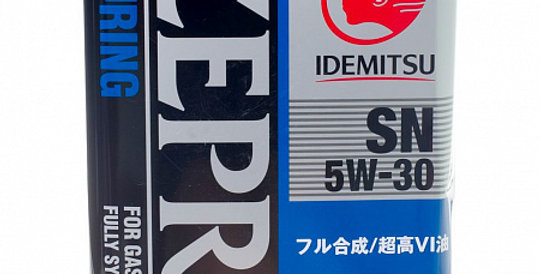Моторное масло IDEMITSU Zepro Touring F-S 5w30 4л