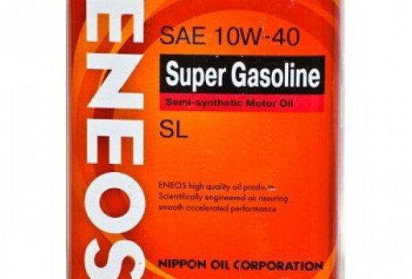 Моторное масло ENEOS Super Gasoline 10w40 940мл