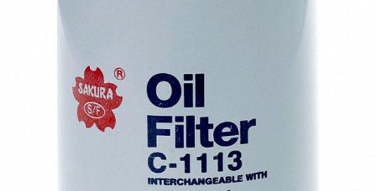 C1113 SAKURA Масляный фильтр