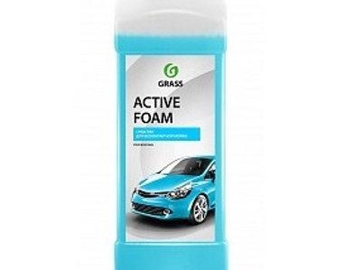Средство для бесконтактной мойки Active Foam  Grass 1л